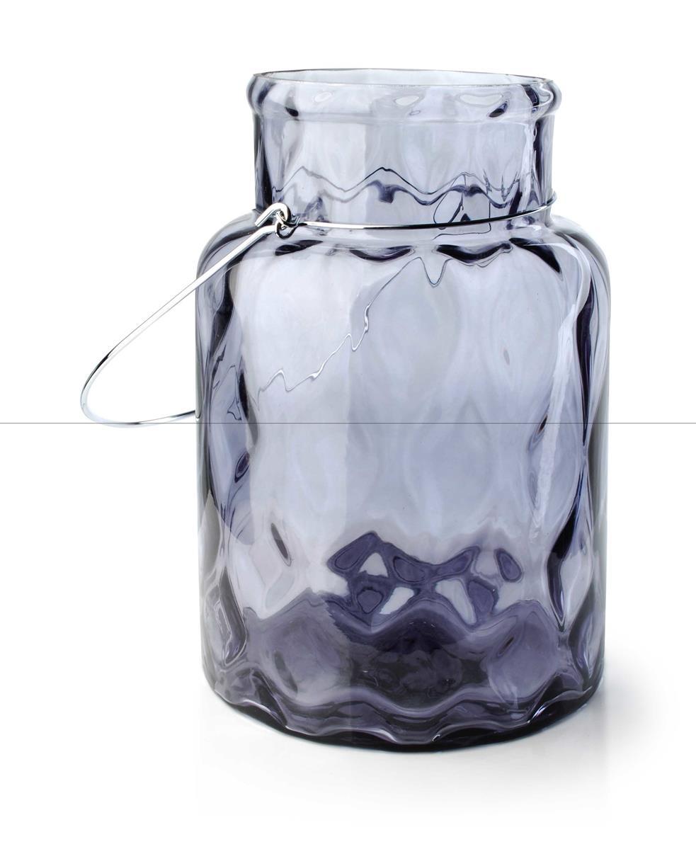 BABETTE Lampion szklany 17xh25cm