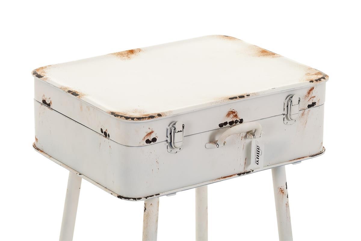 metalowy stolik walizka aluro lamali a3 altavola design. Black Bedroom Furniture Sets. Home Design Ideas